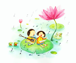Beautiful Children Illustrations HQ Collections