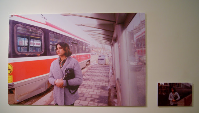 That's So Gay: Come Together Exhibit at Gladstone Hotel in Toronto, exhibition, art, culture, artmatters, LGBT, Queer, Photographer, Pride, Ontario, Canada, The Purple Scarf, Melanie.Ps, Trish, Vivek Shraya