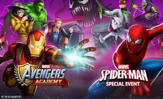 MARVEL Avengers Academy Latest Mod Apk v1.8.1 (Free Shopping)