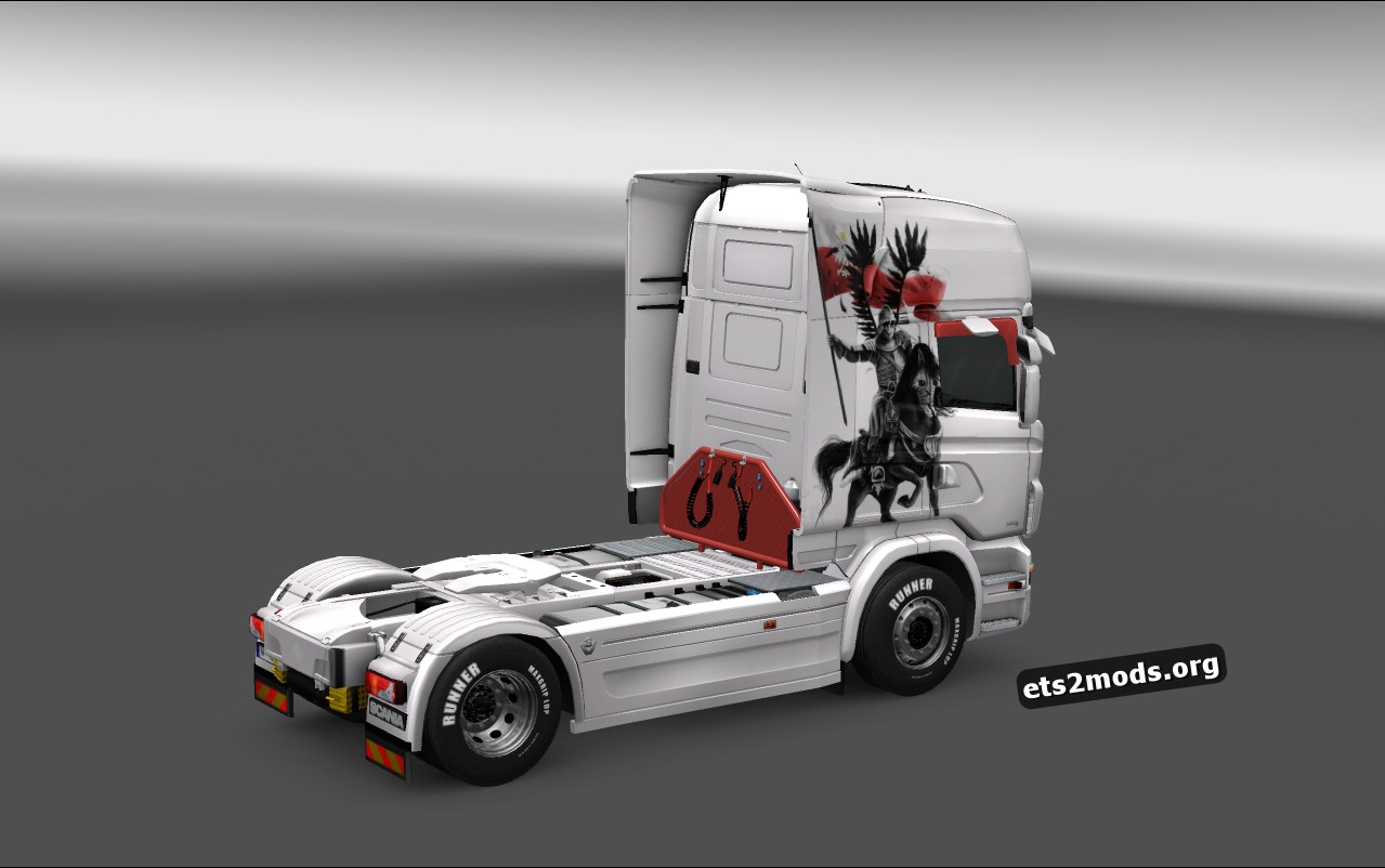 Husaria Skin for Scania RJL