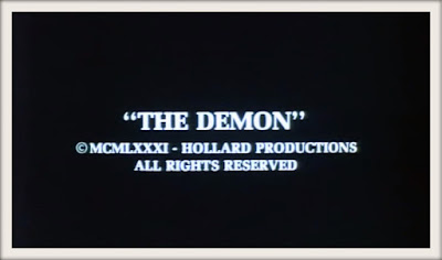 Percival Rubens' THE DEMON copyright 1981 Hollard Productions