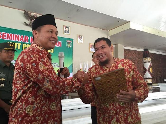 Dibawah Kepemimpinan Mustafa Tenaga kesehatan Lampung Tengah bisa lebih baik