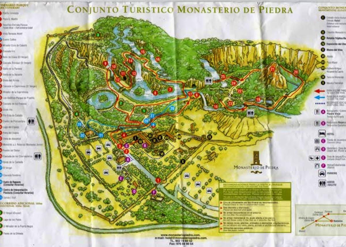 Blog De Yolanda Luengo Monasterio De Piedra