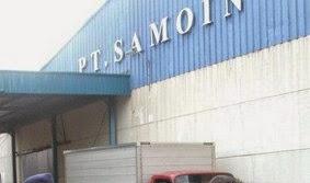 Loker Operator Produksi PT Samoin Cikarang