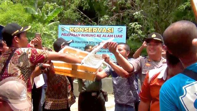 Desa Sidogede Miliki Perdes Perlindungan Satwa