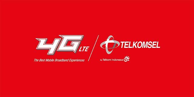 Telkomsel 4G LTE