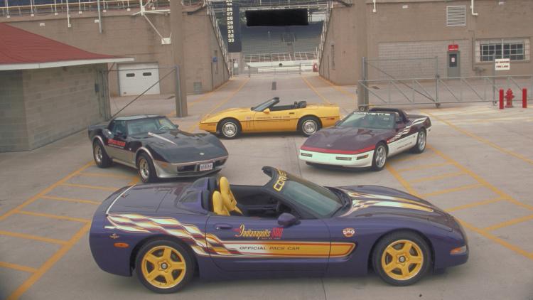 Tệ nhất Corvette Pace Cars