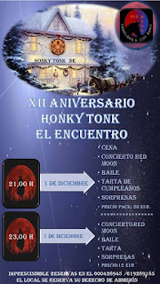 Aniversario Country