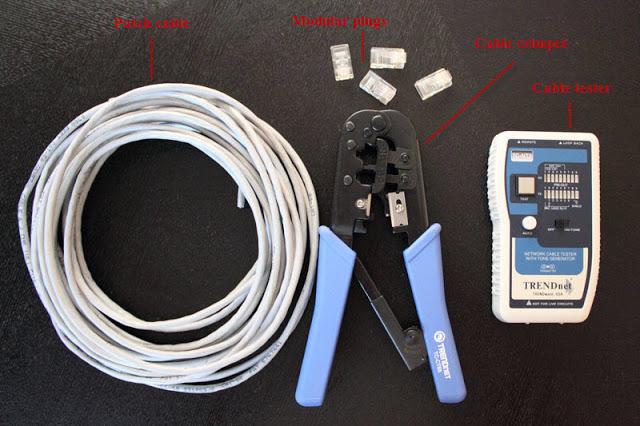 alat untuk membuat kabel lan