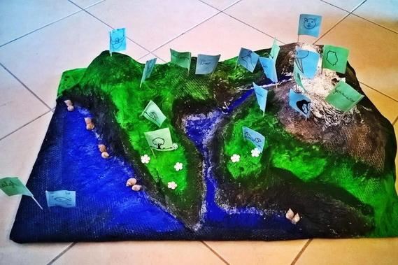 imparare divertendosi geografia
