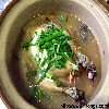 Samgyetang (Korean ginseng chicken soup)