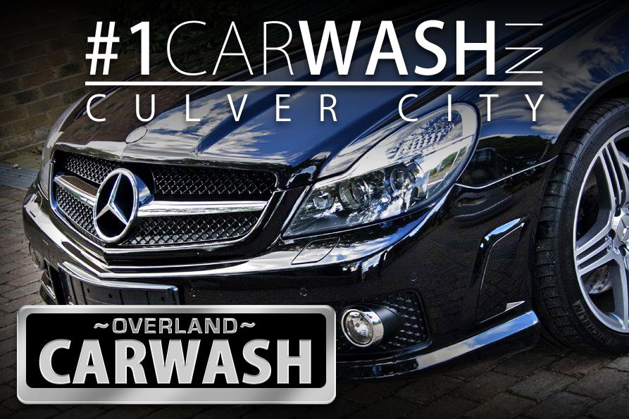 Culver City Car Wash Overland Carwash Number One Car Wash