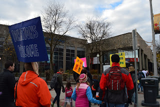 Syria to Guelph Solidarity Walk for refugees blog
