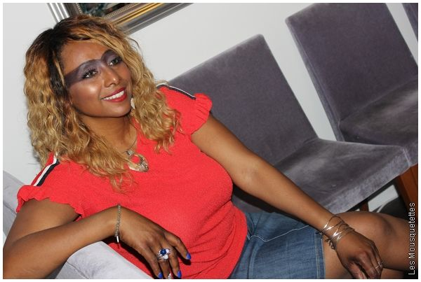Asma de @katenaelove, Master Class maquillage artistique KISS NY Pro, C'est Beau La Vie et Infinie M - Beauty Party Marseille - Blog