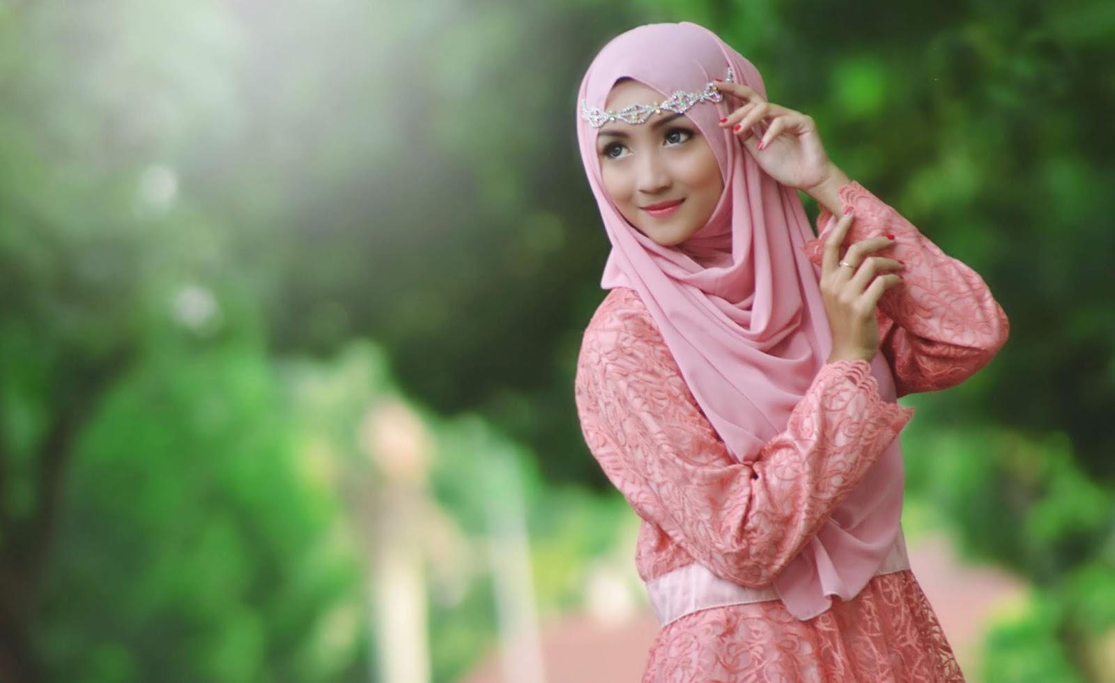 Foto Cewek Model  hijab usia ayu anjnai remaja