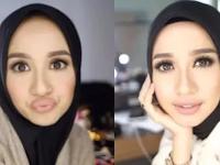 Selain Laundya Cynthia Bella, 4 Artis Cantik Ini Juga Punya Bibir Tebal Alami Tanpa Operasi Plastik