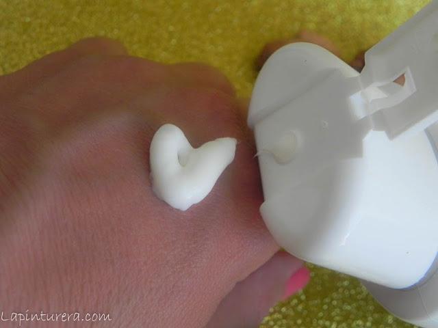 body milk textura