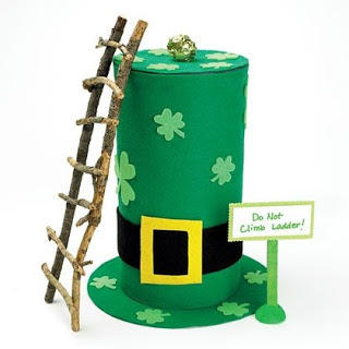 St-Patrick's-day-Paper-Ladder-Images
