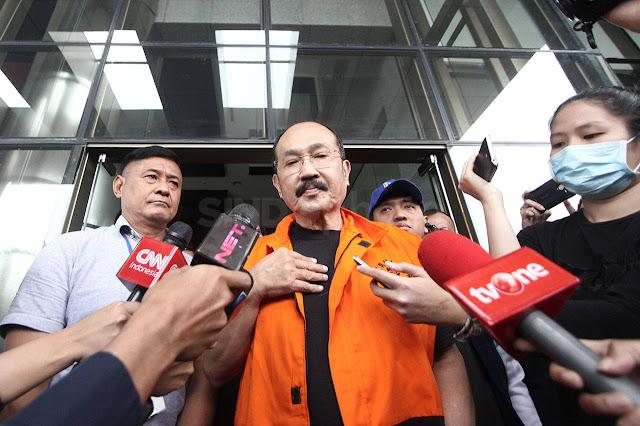 Fredrich Yunadi Ingin Laporkan Pimpinan dan Jubir KPK ke Polisi