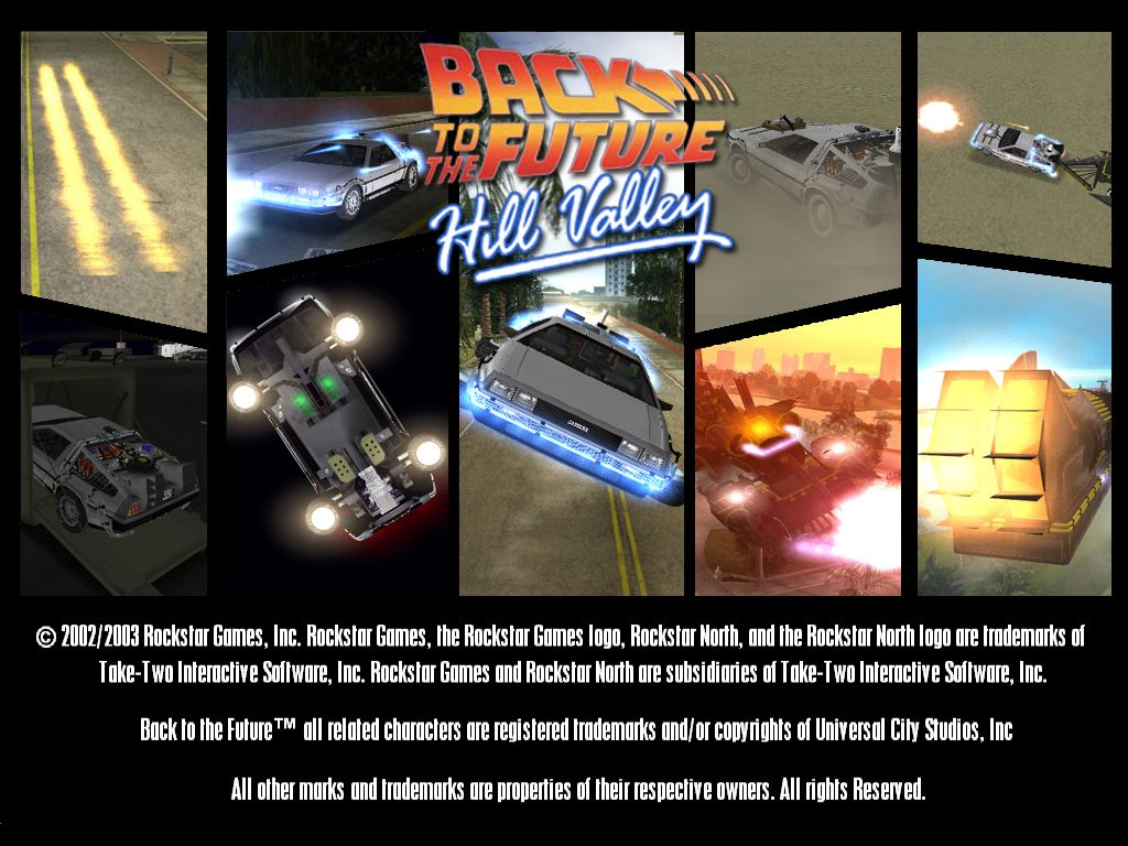 gta back to the future game download Highly Compressed-NA