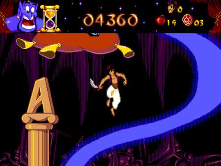 Disneys Aladdin PC Game