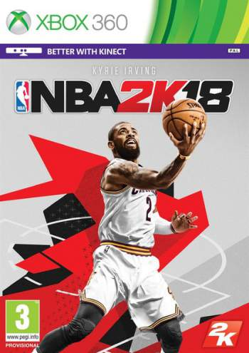 NBA 2k18 (LT e JTAG/RGH) Xbox 360 Torrent