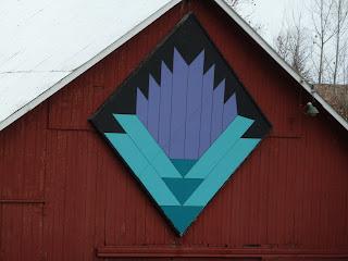 Barn Quilts: More from Washington County, Iowa Kalona