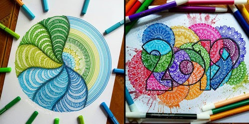 00-lady-meli-art-Colored-Pens-and-Geometric-Mandalas-Zentangles-Doodles-www-designstack-co