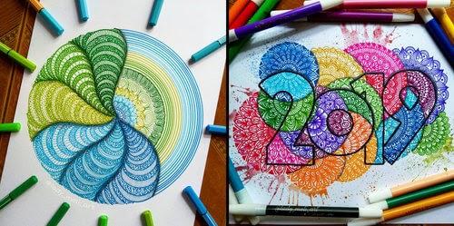 00-lady-meli-art-Colored-Pens-and-Geometric-Mandalas-Zentangles-Doodles-www-designstack-co