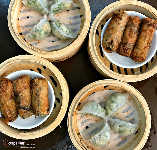 Dimsums from Mei Wei Chinese Kitchen