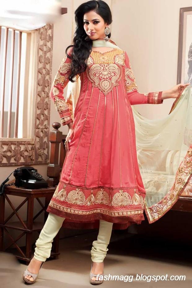 Latest Design Ladies: Fashion & Style: Indian Latest Anarkali Wedding Frock