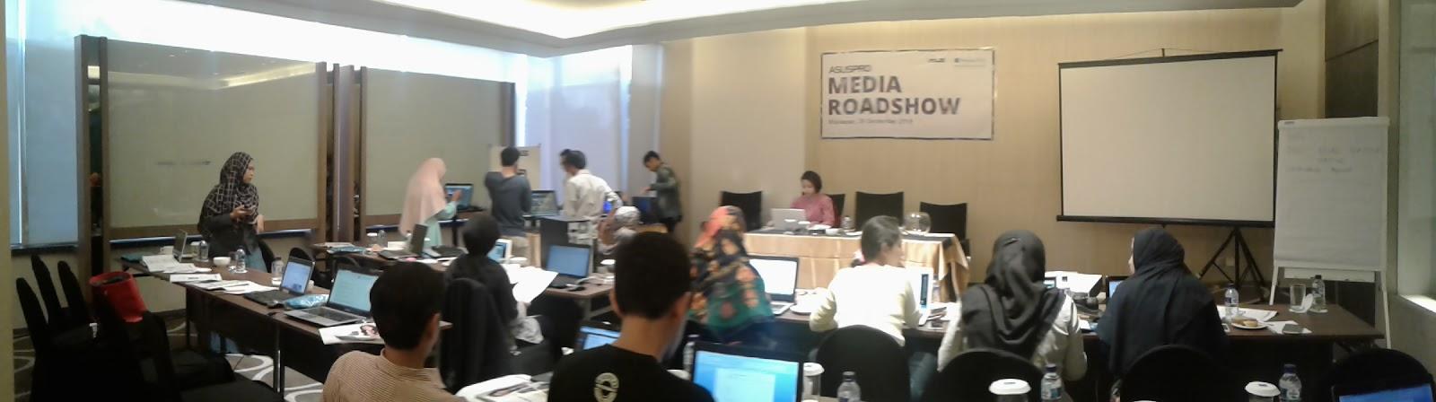 ASUSPRO Media Roadshow
