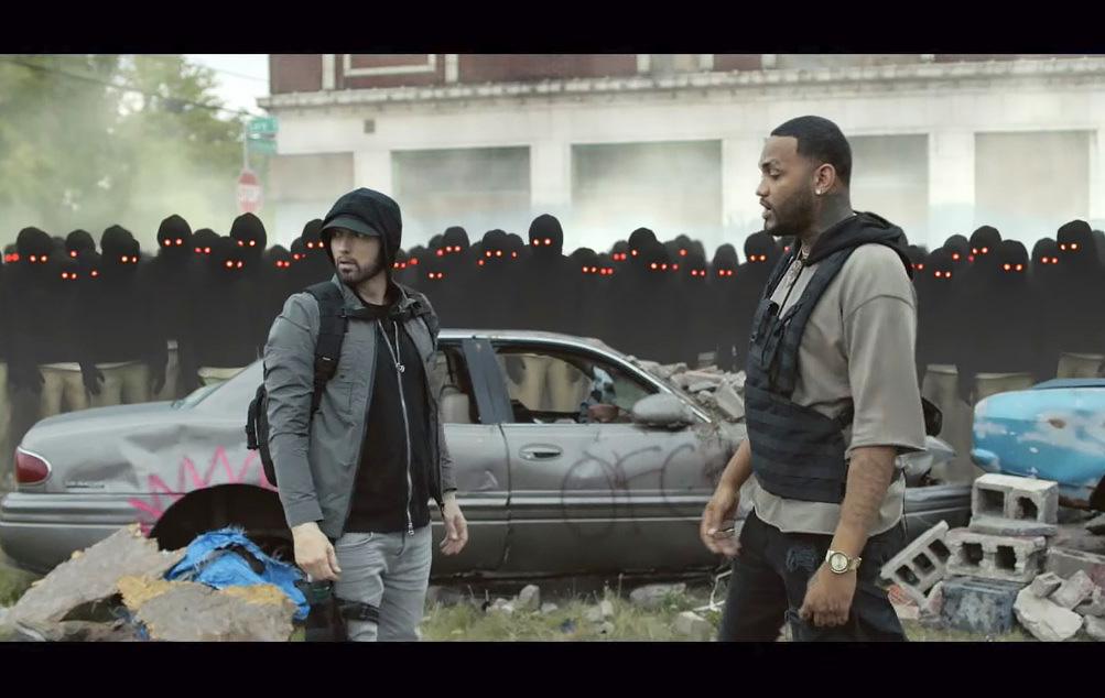 Eminem feat  Joyner Lucas –