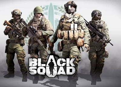 black squad indonesia PKL