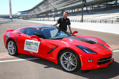 2016 Chevrolet Corvette Stingray Pace Car