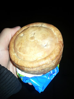 sainsburys pork pie
