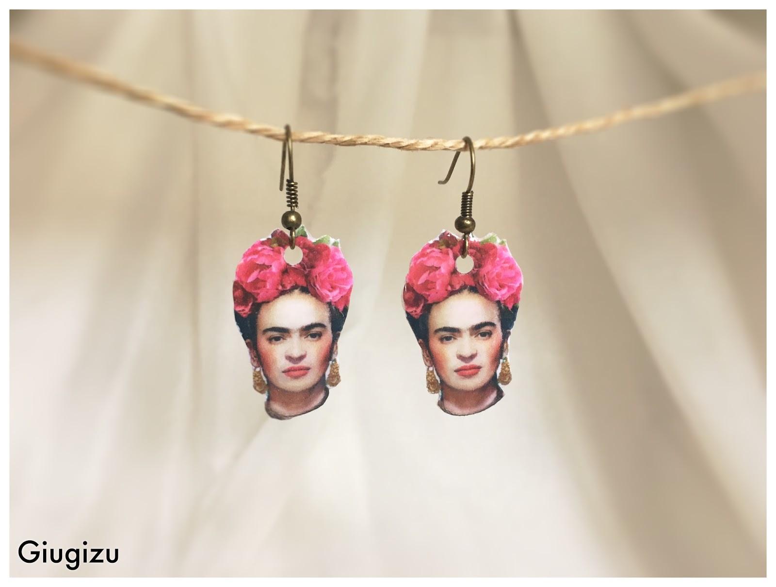 acquista per il più recente grande vendita stile attraente Giugizu's corner: Frida Kahlo Jewelry set part 2 - Parure ...