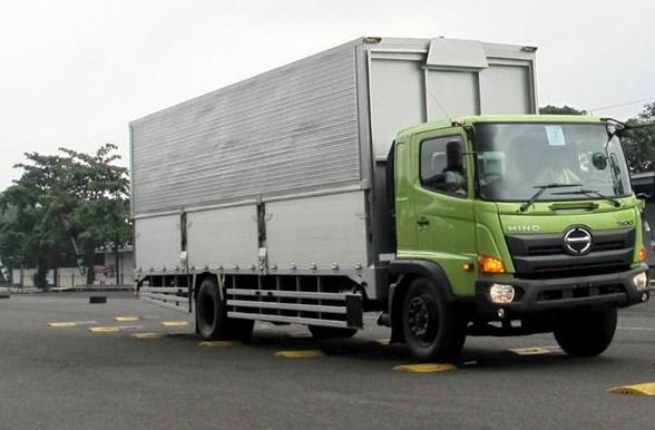 modifikasi truk hino ranger