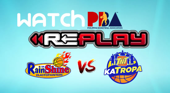 Video List: ROS vs TNT game replay December 22, 2017 PBA Philippine Cup