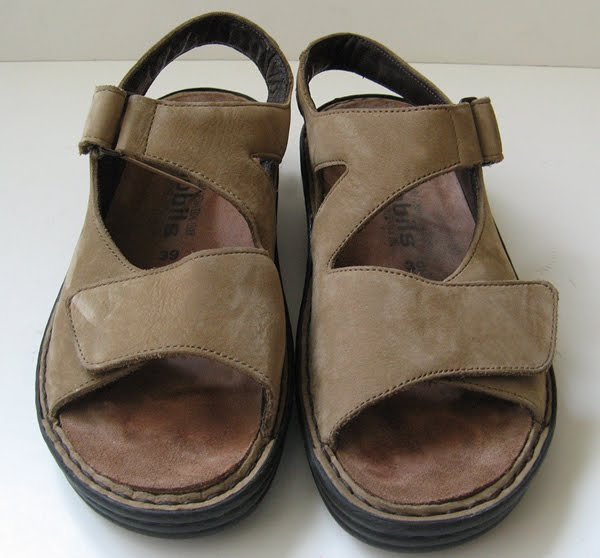 Mephisto Mobils Sandals Size 8 Size 39