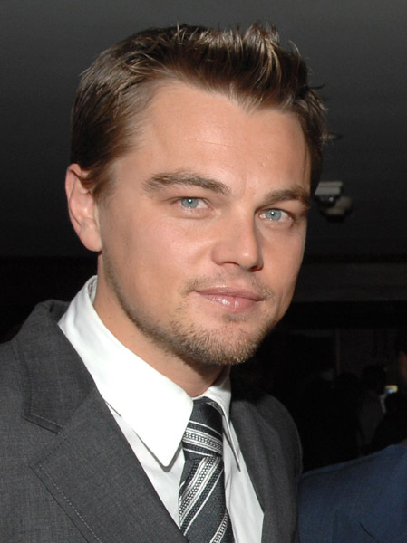 Leonardo Dicaprios Short Hairstyles Guys Fashion Trends