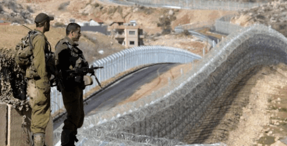 blokade israel