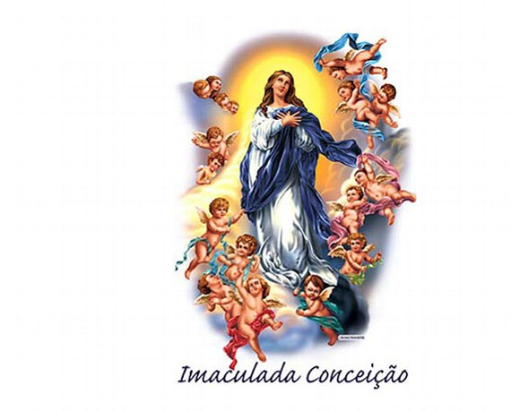 Icatolica Com Nossa Senhora Da Conceição Aparecida: Imaculada Conceição