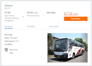 bus travel ke Jogja adeufi.com