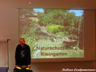 Naturschutz im Kleingarten