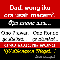 Gambar DP BBM Kata Bijak Bahasa Jawa Lucu Terbaru 2017 2018 2019 2020 2021 2022 2023 2024 2025