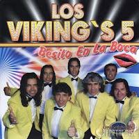 vikings 5 BESITO EN LA BOCA