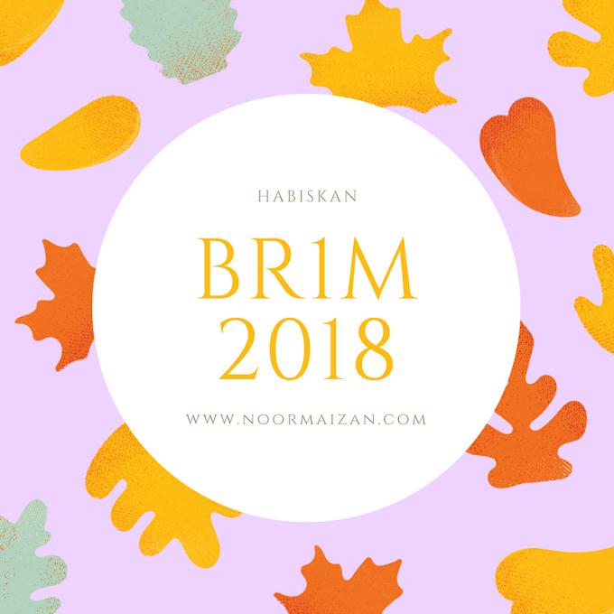 Cara Aku Menghabiskan Duit BR1M 2018