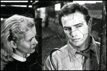 La ley del silencio (1954)