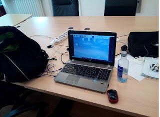 Trabajo y empleo en sector de informática
